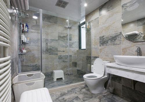 厕所 家居 设计 卫生间 卫生间装修 装修 500_350