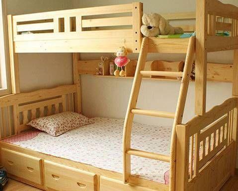 打造小户型儿童房 6款低于三千元的子母床