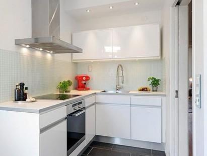 家居装饰设计:厨房装饰 几款小户型厨房装修