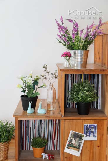 家居装饰:阳台装饰技巧 轻松拥有居家花房图片